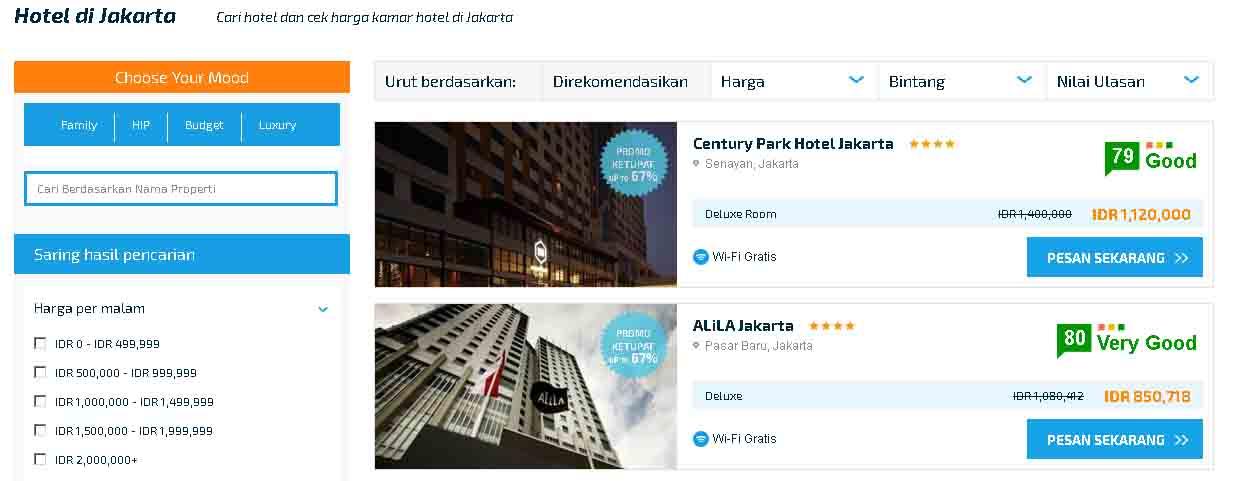 Mau Liburan ke Jakarta 3 Tempat Wisata ini Wajib Anda Kunjungi Plus 5 Hotel Murah di Jakarta untuk Tempat Penginapannya