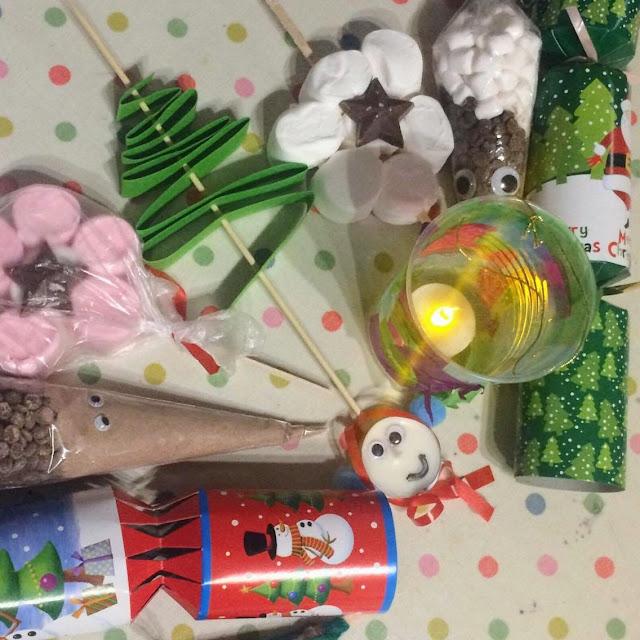 Christmas craft, Brownies, craft,