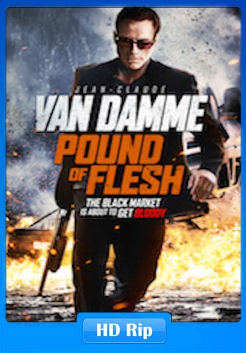 Pound of Flesh 2015 720p BluRay x264   480p 300MB   100MB HEVC Poster