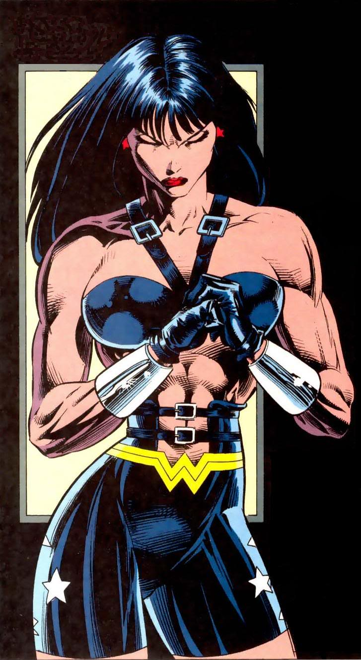 TALES FROM THE KRYPTONIAN: It´s Wonder Woman Wednesday