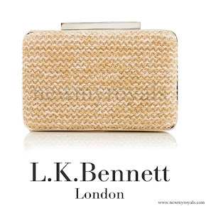 Kate Middleton style LK BENNETT Natalie clutch