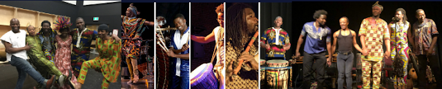 Celebrate the African Heritage Month/Black History with ISSAMBA
