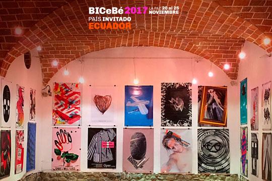 Convocatoria de Diseño. Bienal de Cartel Bolivia 2017