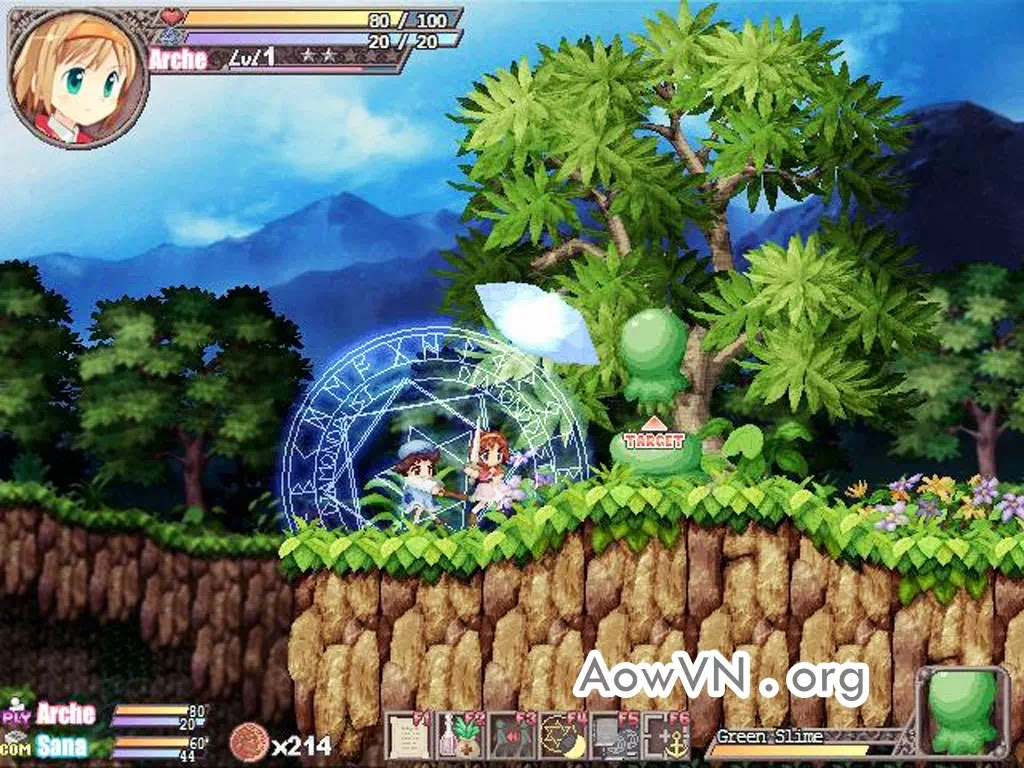 AowVN Fortune AowVN.org m%2B%25283%2529 - [ RPG ] Fortune Summoners: Secret of the Elemental Stone | Game PC phiêu lưu cực hay