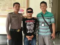 Sedih... Air Mata Ayah Berurai Usai Jebloskan Anak Durhaka ini ke Penjara