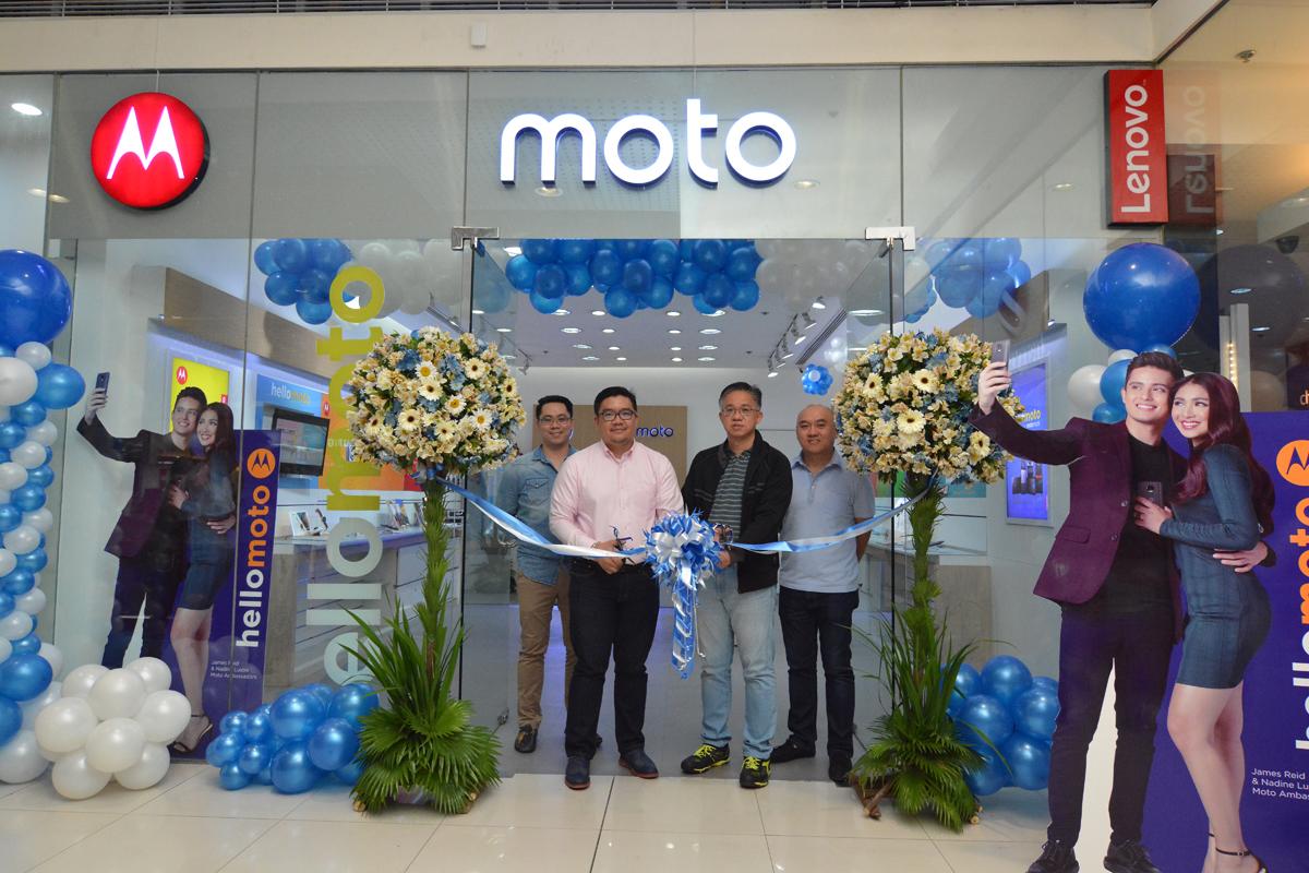 Moto Concept Stores SM North EDSA Annex