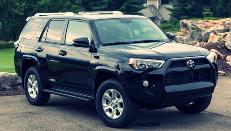 2018 toyota 4Runner Review, Spec and Interior