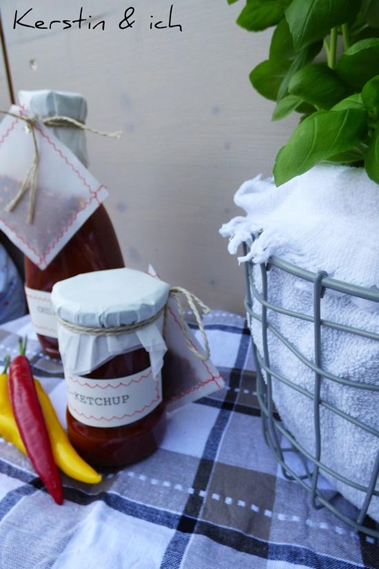 Ketchup Chili Selbermachen