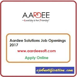 Aardee Solutions Hiring Freshers Software Tester Jobs in Delhi Apply Online