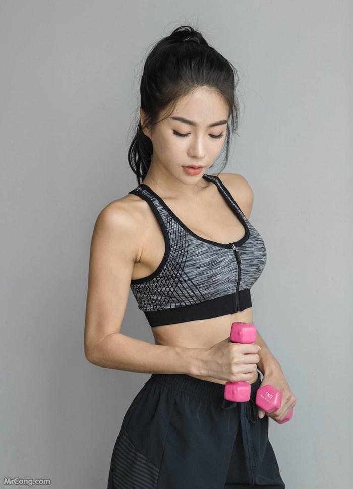 Image An-Seo-Rin-Fitness-MrCong.com-014 in post Người đẹp An Seo Rin khoe dáng nuột nà với thời trang phòng gym bó sát (273 ảnh)