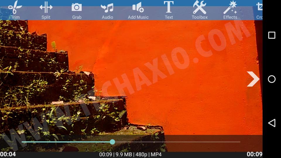 AndroVid Screenshot