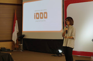 Ignition of 1000startup digital semarang