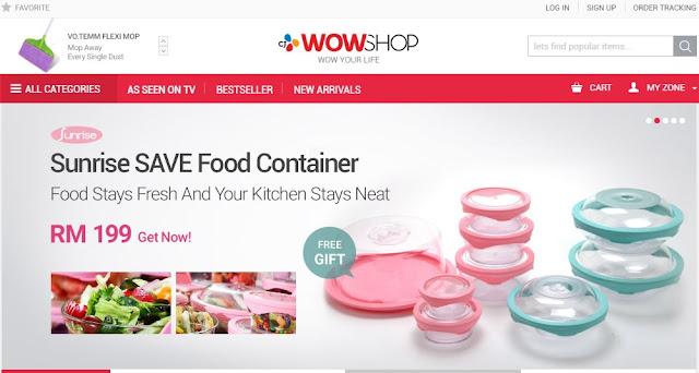 CJ WOW SHOP - Online shopping site www.cjwowshop.com.my