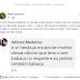ÓDIO: ELEITORA DO PT DESEJA A MORTE DE JORNALISTA POTIGUAR QUE LUTA PARA VENCER UM CÂNCER
