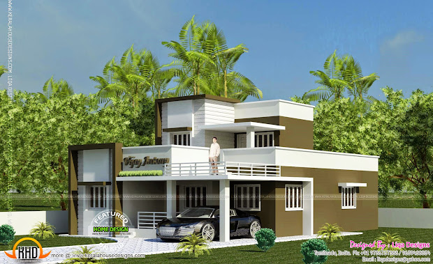 Small Square House Plan Designs