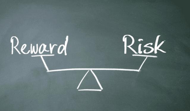resiko yang besar harus diimbangi profit yang tinggi