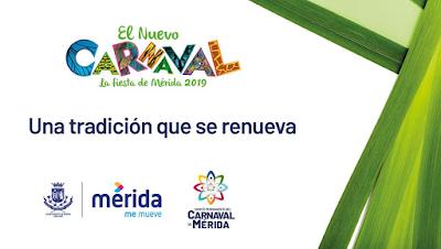carnaval mérida 2019