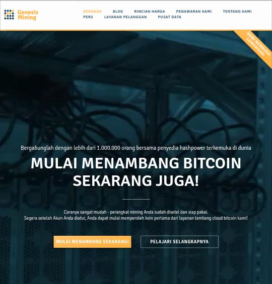 Situs Mining Bitcoin Terbaik, Terpercaya dan Terbukti Membayar