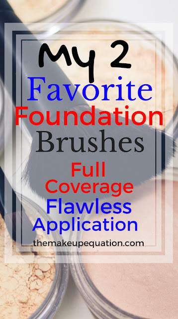 Best Foundation Brushes For Full Coverage Application