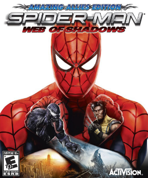 Spiderman-Web-of-Shadows-PPSSPP-ISO-for-Android