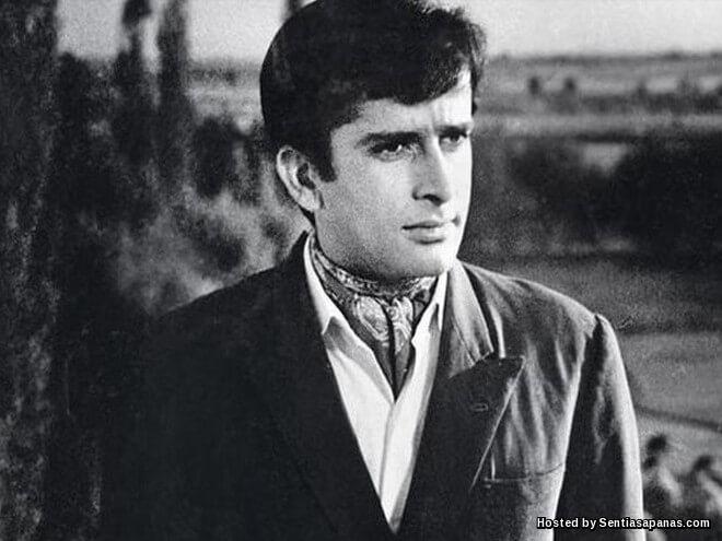 Aktor Bollywood Shashi Kapoor Meninggal Dunia