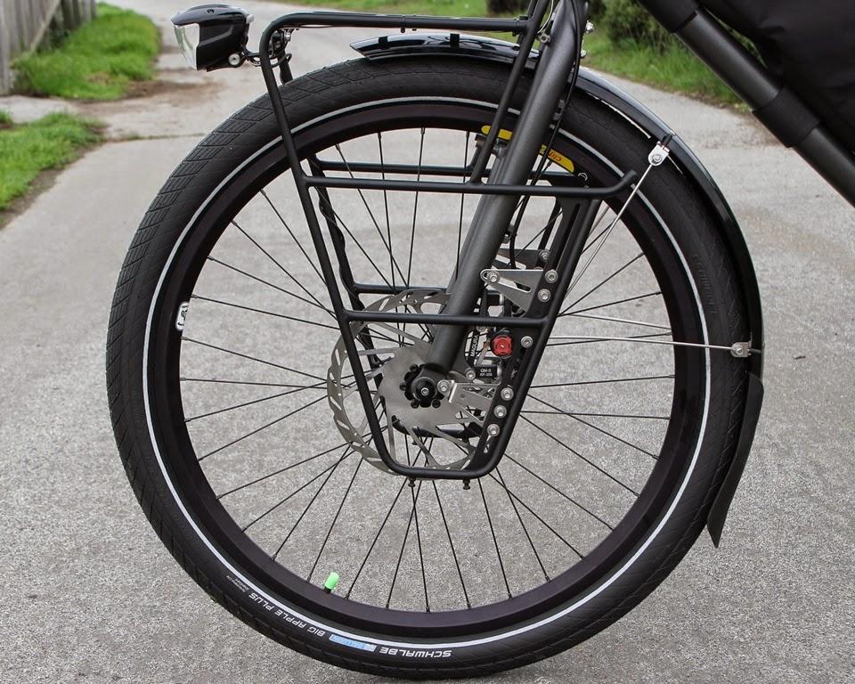 The Monkey Lab Surly Big Dummy Cargo Bike With Rohloff