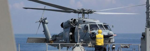 Τι συνέβη στο ελικόπτερο που κατέπεσε στο Αιγαίο;
