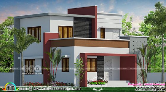 Tamilnadu house with estimated cost under $25K