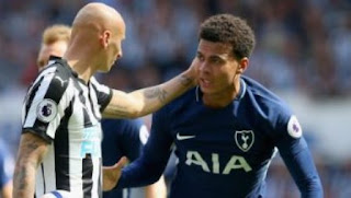 Newcastle United vs Tottenham Hotspur 0-2 Video Gol & Highlights