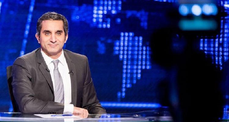 بسبب الإعلامي  باسم يوسف.. هاشتاج مسيء لخالد صلاح يتصدر تويتر عالميا