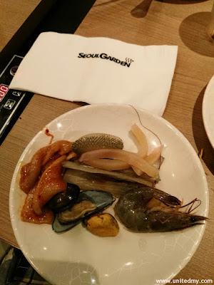 Seoul Garden Seafood