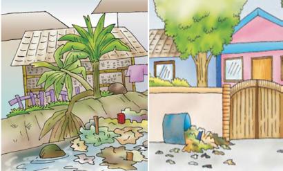 Lingkungan Pembelajaran Mi Kelas 1 Sd Mi Bab 3 Memelihara Lingkungan Ipa
