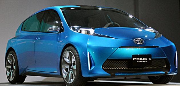 2017 Toyota Prius C Hybrid