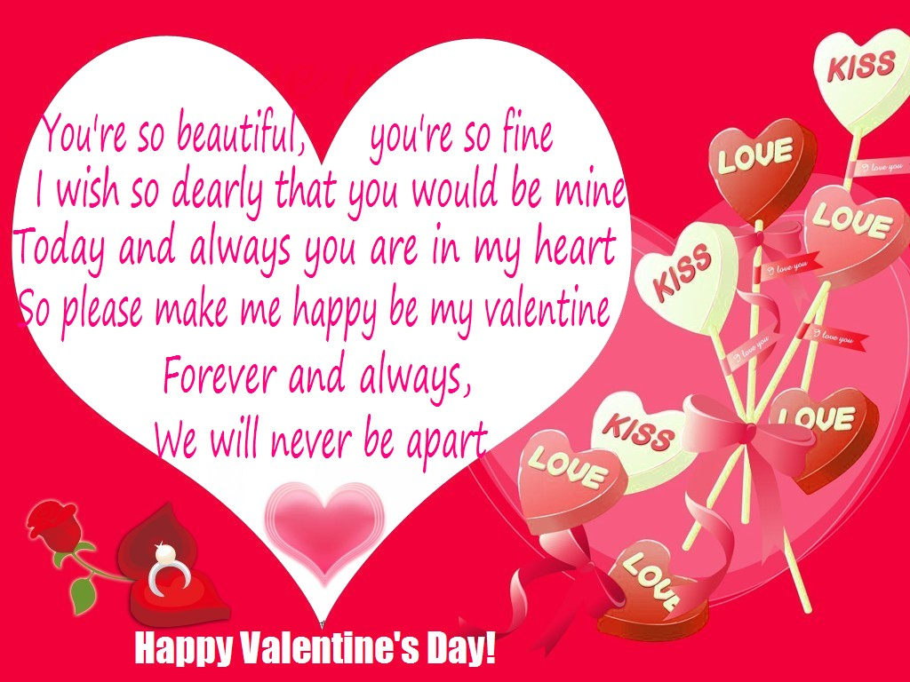Boyfriend Quotes For Valentines Day: Valentines Day Card Quotes. QuotesGram