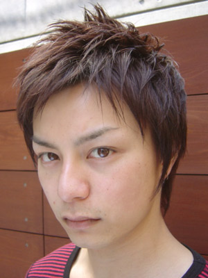 Lipby Sevenfold Japanese Men Hairstyle Pictures