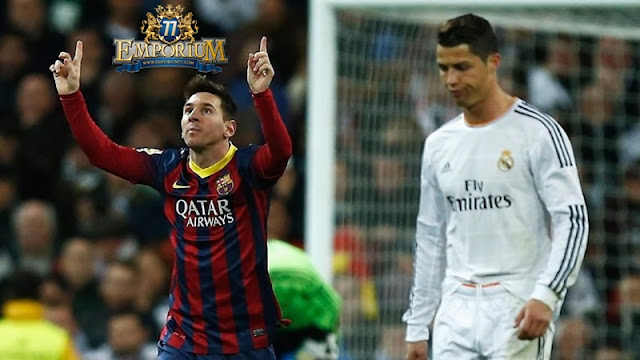 Apa Yang Dialami Oleh Ronaldo, Saat Messi Yang Mendominasi Ballon d'Or.