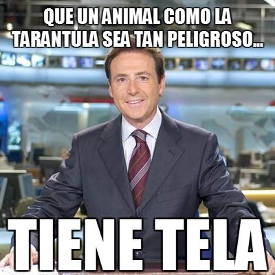 Meme de humor: Matías Prats (III)