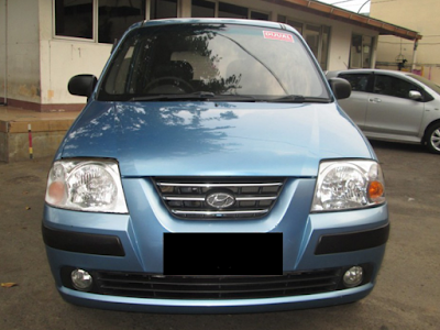 Eksterior Hyundai Atoz Facelift