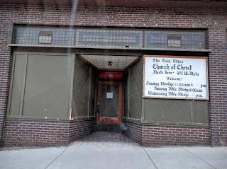 Twin Cities Church of Christ, Lead, South Dakota