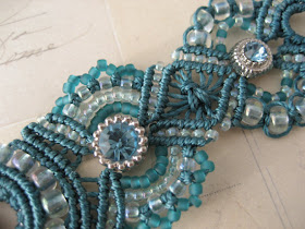The Beading Gem S Journal Beaded Micromacrame Jewelry By