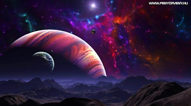 Omnec Onec: A Naprendszer bolygóiról / A vénusziak segítsége