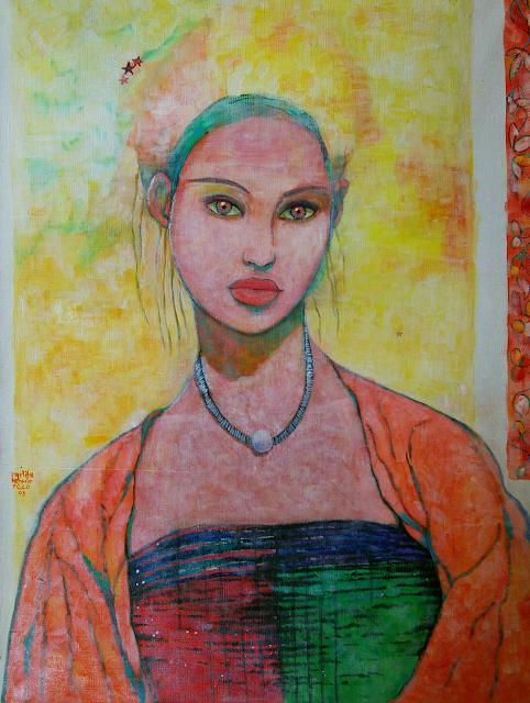 La Maltaise (2003), Myrtille Henrion Picco