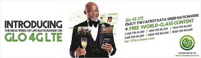 GLO 4G LTE is Here!