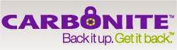 My blog is backed up by CARBONITE