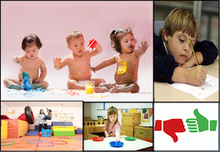 Cuando se prescribe Terapia Ocupacional a un niño?
