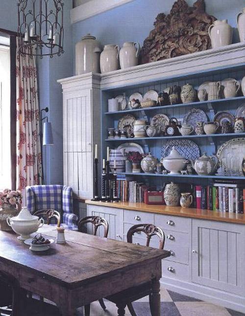 William Yeoward S Cotswold Kitchen