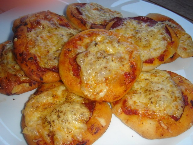 resep pizza mini tanpa oven