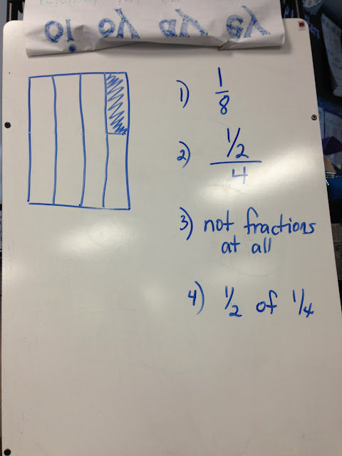 fraction instruction