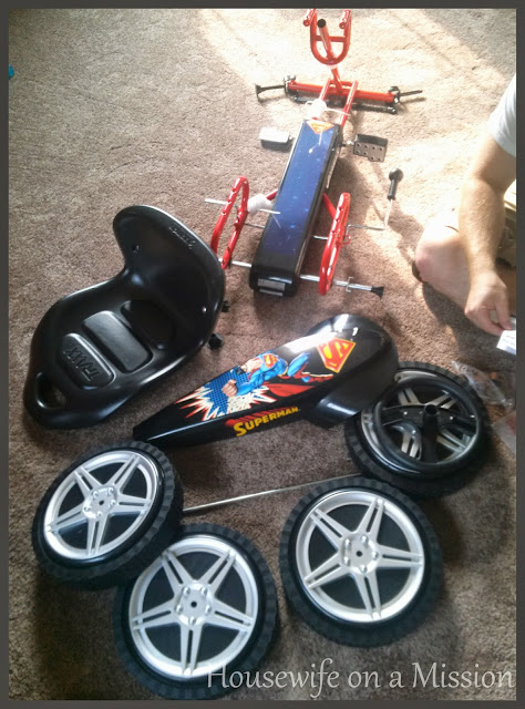 Hauck Toys Go Kart Thrifty Nifty Mommy