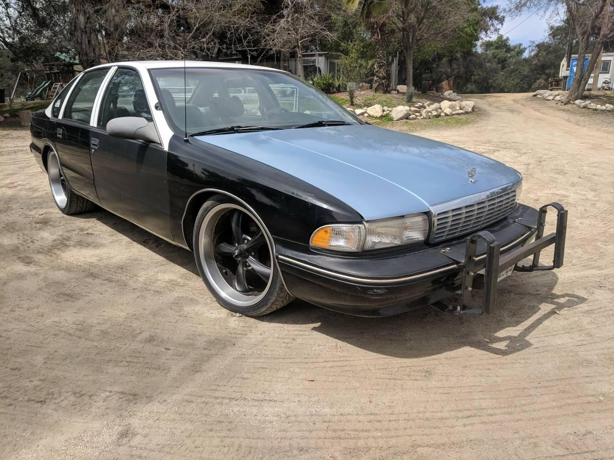 Daily Turismo: 4 Speeds Good, 6 Speeds Better: 1996 Chevrolet